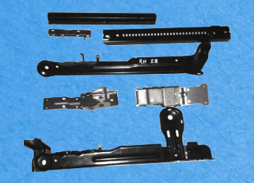 Seating System Parts and Assemblies